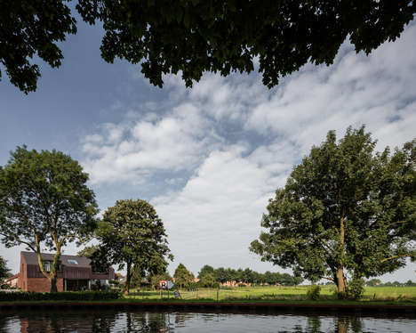 Holistic Modern Riverside Homes