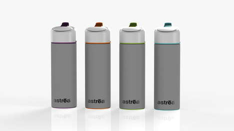 Lead-Filtering Water Bottles