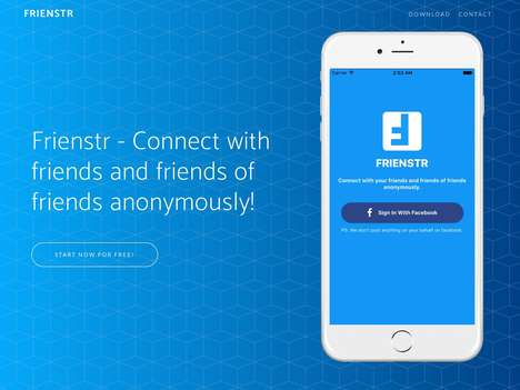 Anonymous Chat Networking Apps