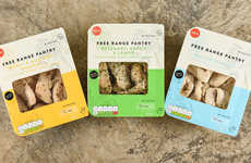 Recyclable Meat Packaging - The Dalehead Foods New Packaging Focuses on Unnecessary Waste