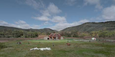 Nature-Blending Visitor Centers