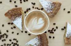 Cult Dessert Lattes - Milk Bar's Crack Pie is Getting a Makeover in the new Crack Pie Latte