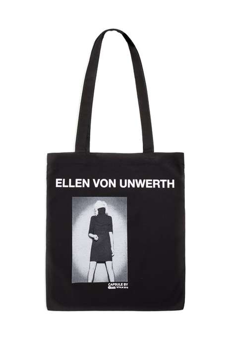 Exhibition-Celebrating Apparel - Caliroots Crafts Items for Ellen von Unwerth's 'Devotion' Exhibit