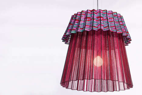 Skirt-Shaped Lamps