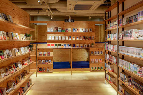 Unconventional Book Stores