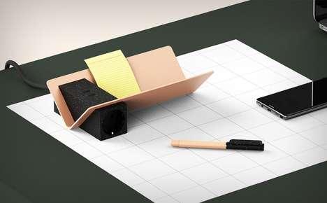 Stylish Organizational Desk Accessories