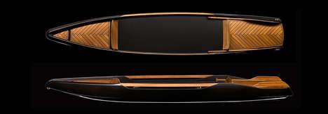 Luxurious Modern Canoes