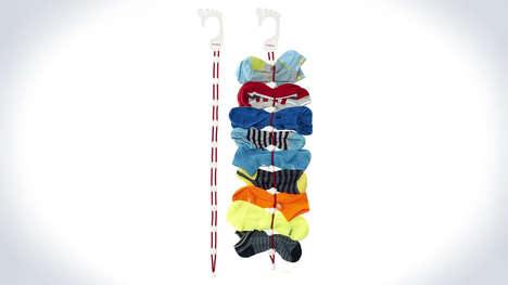 Washable Sock-Storing Organizers