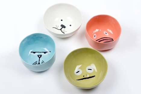 Kid-Friendly Animal Bowls
