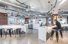 Versatile Open Offices