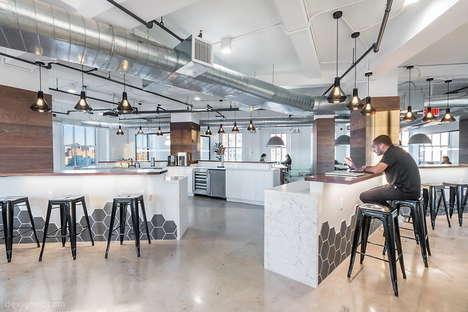Versatile Open Offices