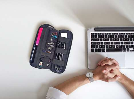 Tech Accessory Organizer Cases