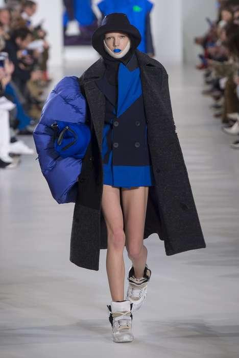 Techno-Apocalyptic Fashion Wear