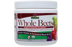 Fermented Beet Supplements - The Nature's Answer Whole Beets Supplement Supports Circulation