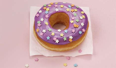 Seasonal Celebration Donuts