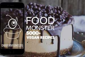 Extensive Vegan Recipe Apps