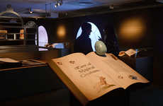 Mobile Magic Exhibits - Google Brings 'Harry Potter: A History of Magic' to All Smartphones