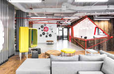 Cerebral Co-Working Spaces