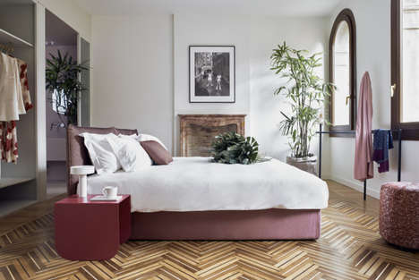 Boutique Hospitality Rentals - The Casa Flora Offers a Comfortable Temporary Stay in Venice