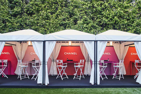 Luxury Brand Pop-Ups