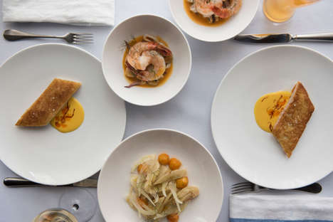 Luxury Dining Pop-Ups