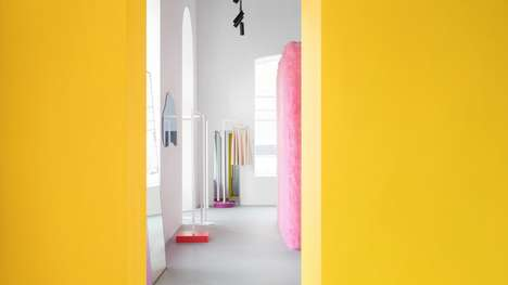 Bright Furry Clothing Stores