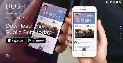 Automatic Cash Rebate Apps