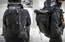Water-Storing Adventure Backpacks