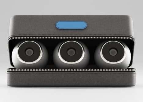 Travel-Friendly Security Cameras