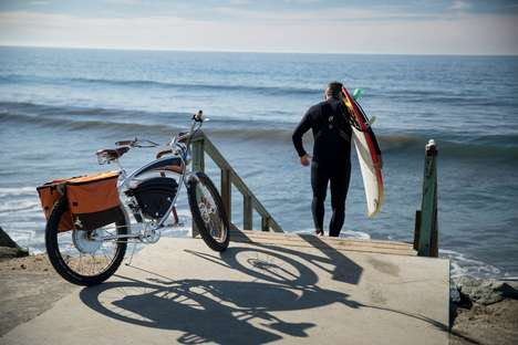 Surfer-Approved Electric Bikes