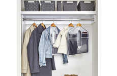 Space-Saving Garment Bags