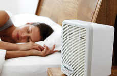 Halotherapy Air Purifiers