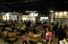 Korean Food Halls - H Mart's 'Market Eatery' in Texas Boasts a Wide Range of Asian Food