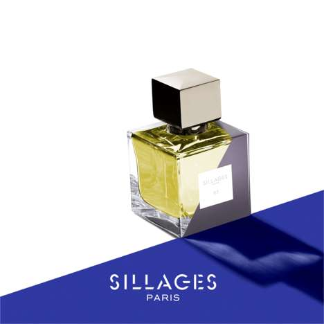 Customizable Online-Only Fragrances - Sillages Paris Targets Millennials with Simple, Custom Scents