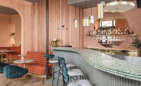 Sun-Inspired Restaurant Designs