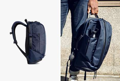 Durable Navy Bag Collections