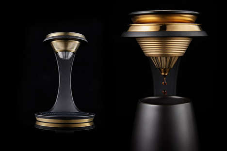 High-Fashion Coffee Brewers