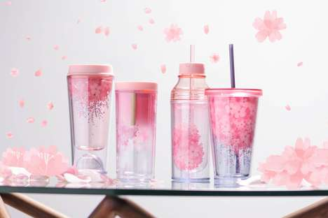 Millennial Pink Coffee Cups