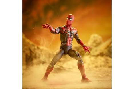 Collectible Superhero Action Figures