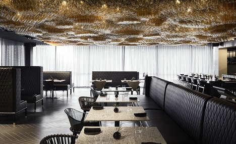Elegantly Designed Hotel Restaurants