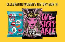 Women-Celebrating Snack Branding