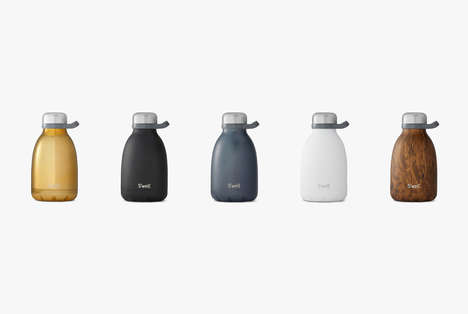 Pitcher-Sized Water Bottles