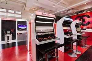 Cosmetic Brand Arcades