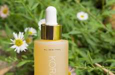 Radiance-Boosting Face Oils