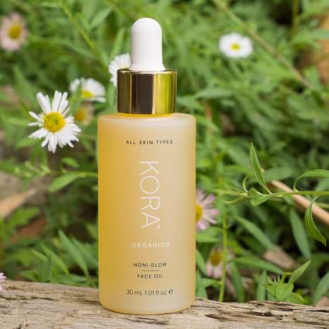 Radiance-Boosting Face Oils - KORA Organics Created a 'Noni Glow Face Oil' for All Skin Types