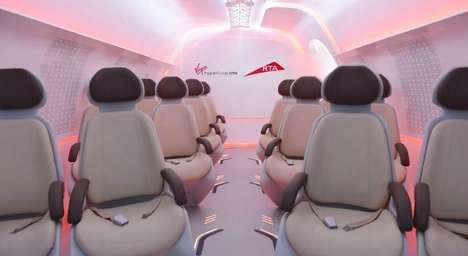 Luxury Transport Pods