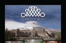 Iconic Film Ads - An 'Overlook Hotel' Ad Aired During the 2018 Oscars Telecast