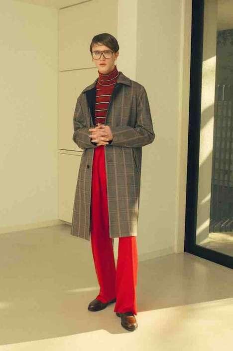 Sophisticated Modern Menswear