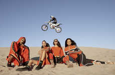 Beachy Motocross Fashion - FENTY PUMA Launched a Highly Anticipated Fashion Capsule