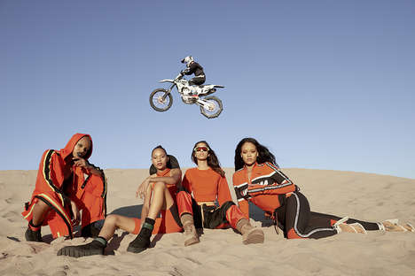 Beachy Motocross Fashion